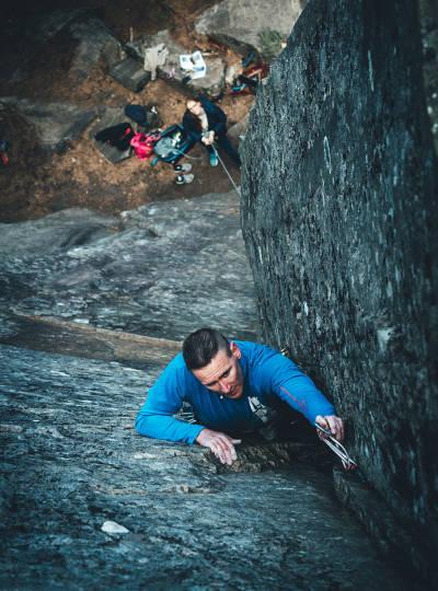 Dagfinn Engesmoen ulykke klatring