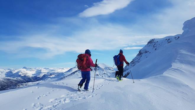 ski aslak aastorp klatring topptur innerdalen