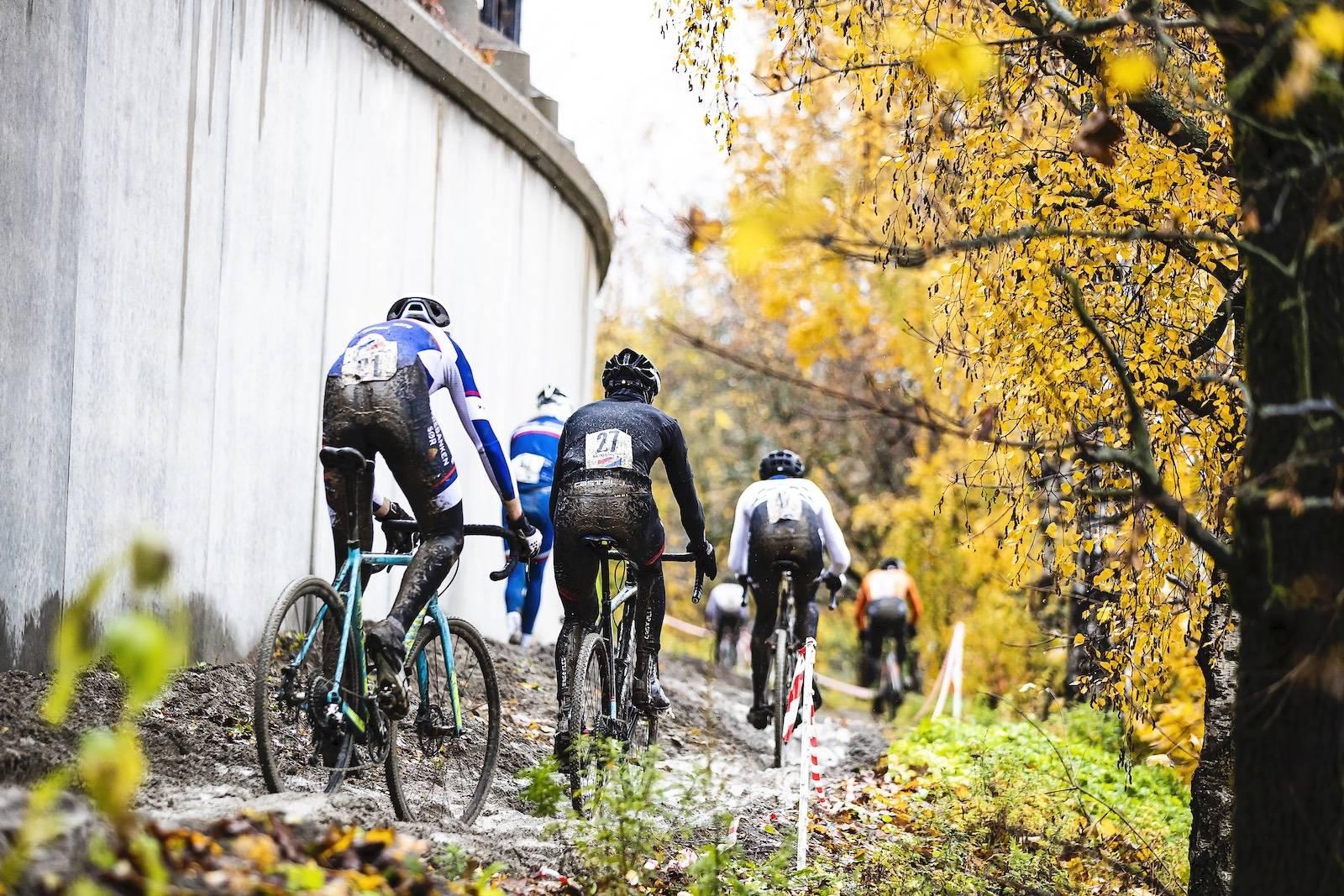 Bjerkekross 2019 ble en tung og våt affære Foto: Pål Westgaard