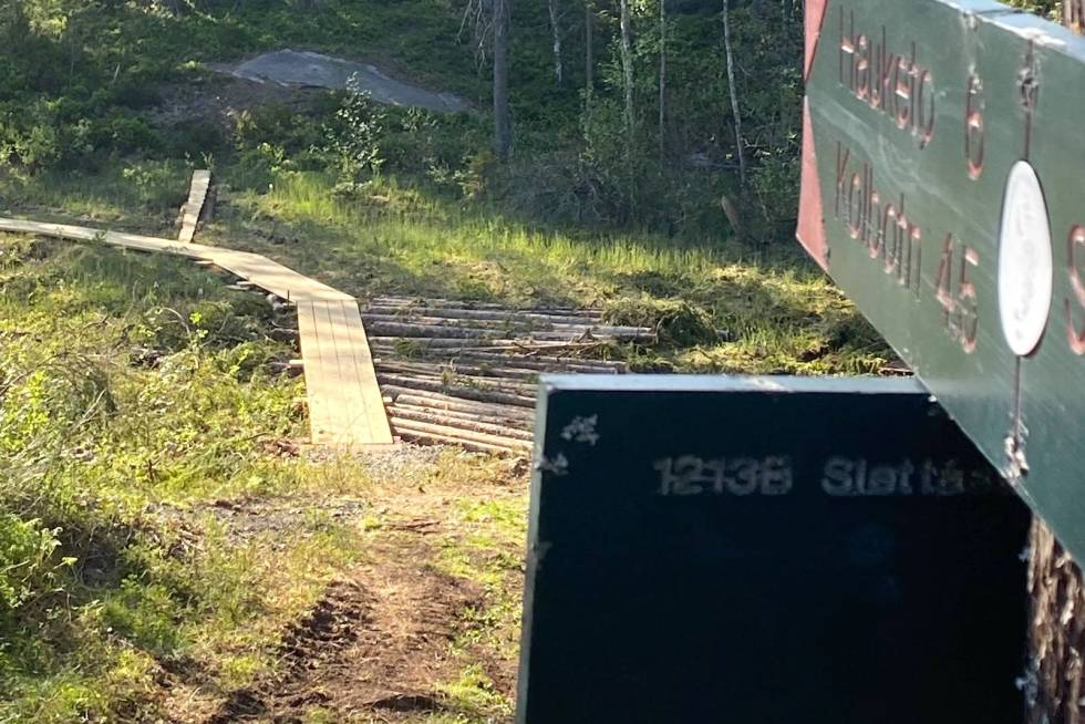Klopping Slettåsen NOTS Follo