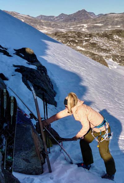 Koldedalen topptur