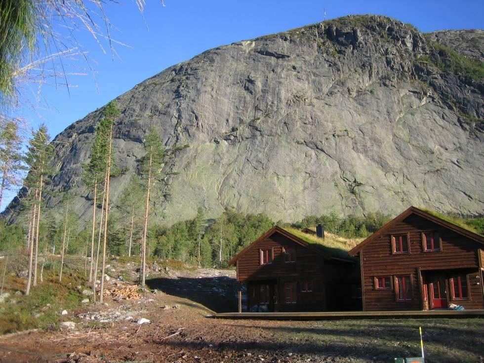 Løefjell, Setesdal