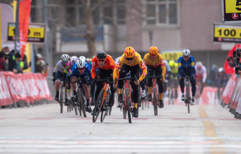 kristoffer halvorsen tour of turkey uno-x pro cycling