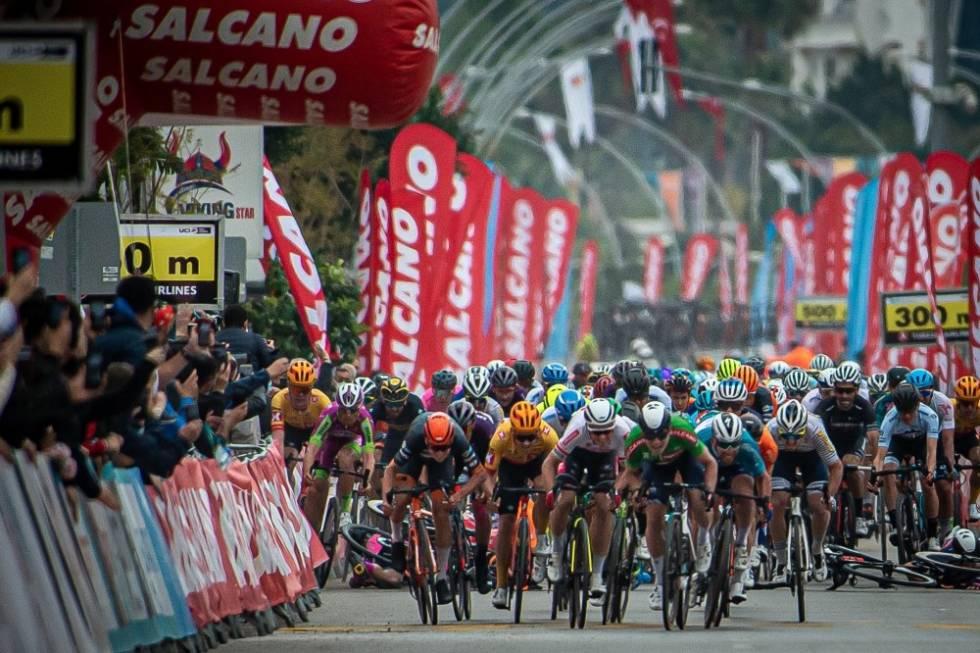 kristoffer halvorsen uno-x pro cycling tour of turkey 3
