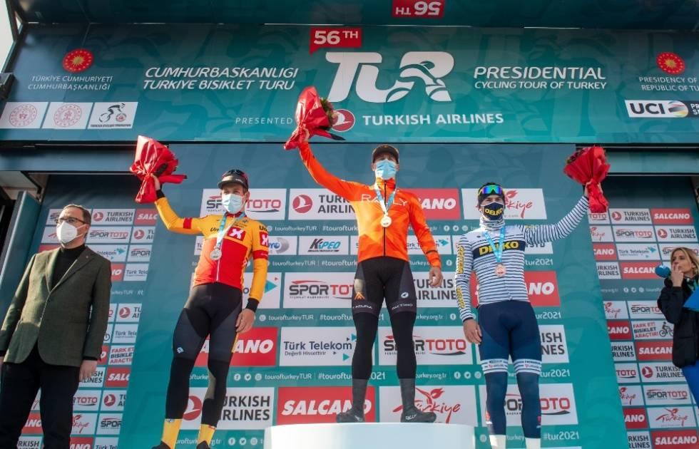 kristoffer halvorsen uno-x pro cycling tour of turkey