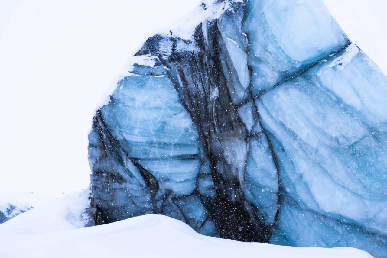 isblokk spitsbergen