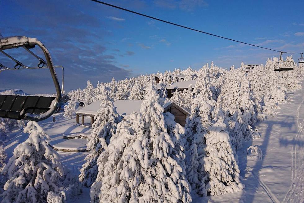 kvitfjell freeride skiinfo snowboard ski piste offpiste