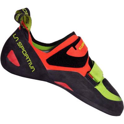 la-sportiva-kubo-climbing-shoes-red-1