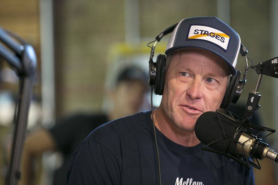 lance armstrong podcast