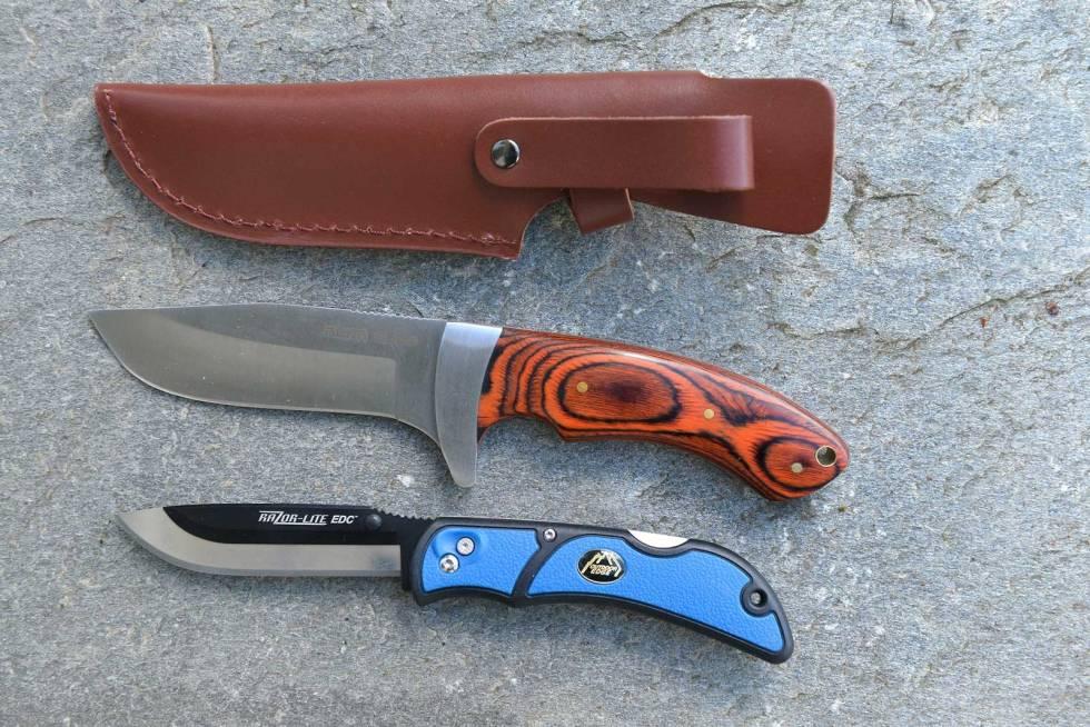 Lettvektsutstyr-Kniver