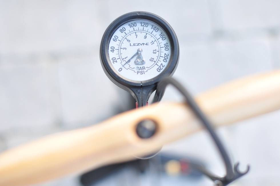lezyne pressure over drive