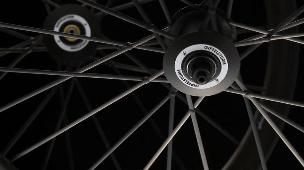 Lightweight karbonhjul