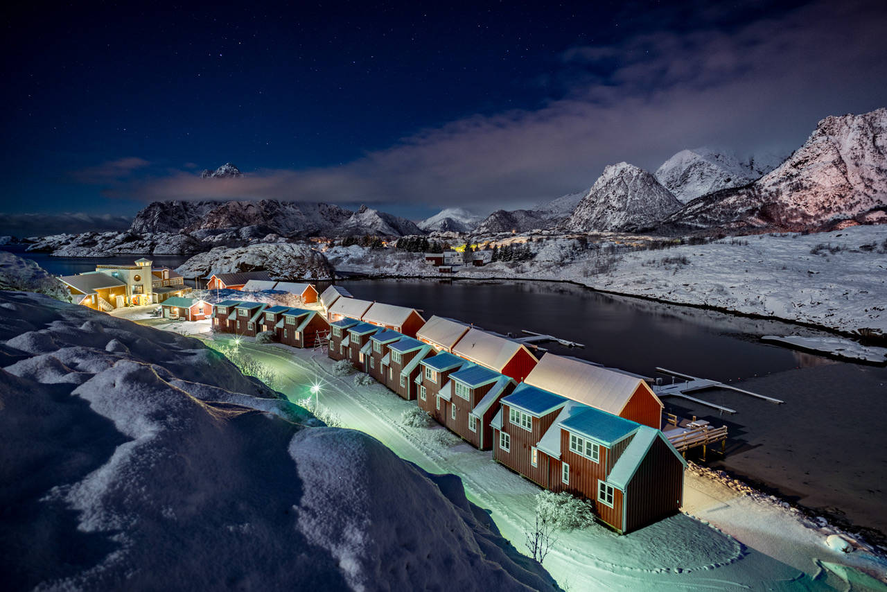 Lofoten Ski Lodge