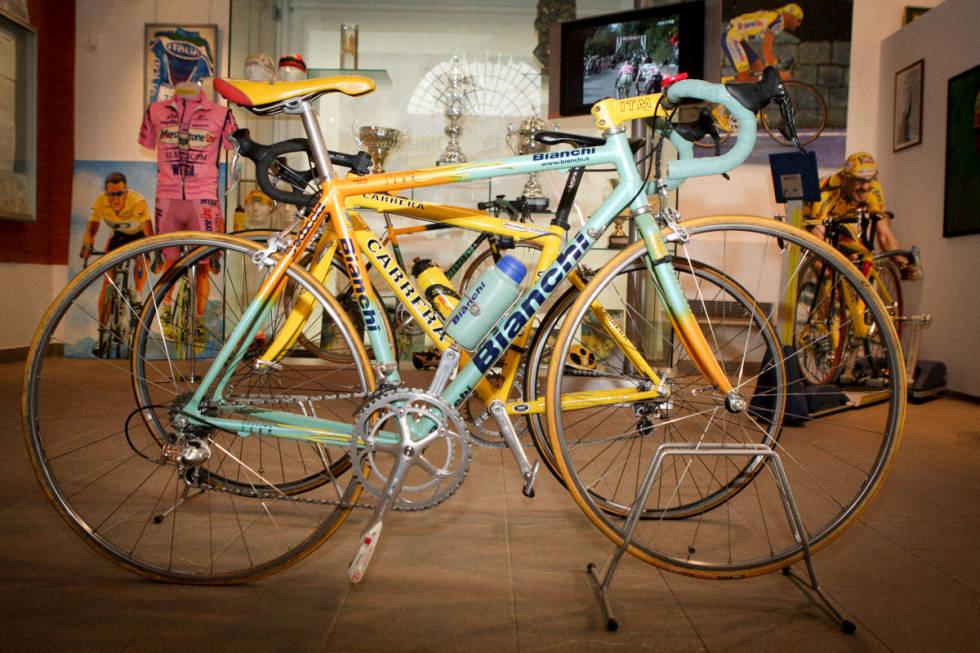 marco pantani sykkel