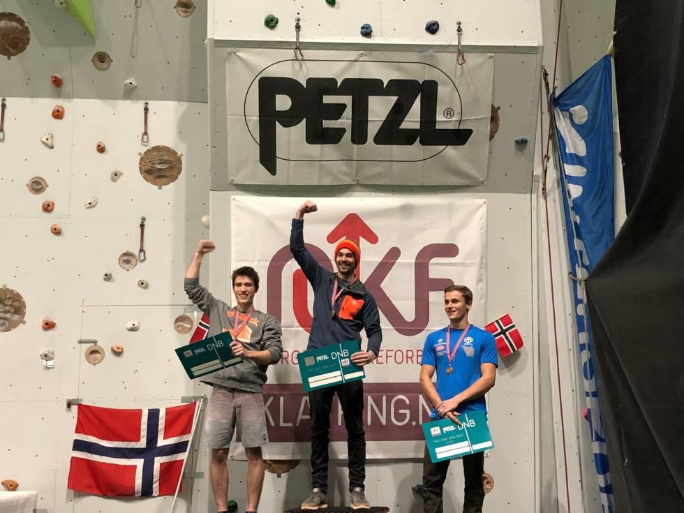 I FJOR: Martin Mobråten vant i forrige NM. Blir det revansje i år? Foto: Stian Christophersen.