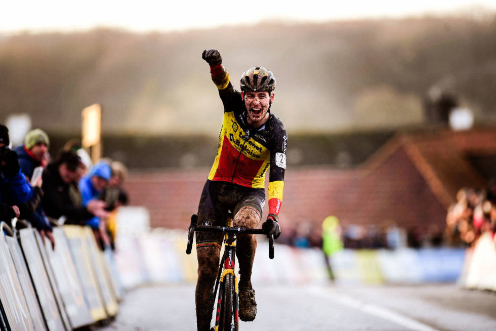 Toon Aerts cyclocross