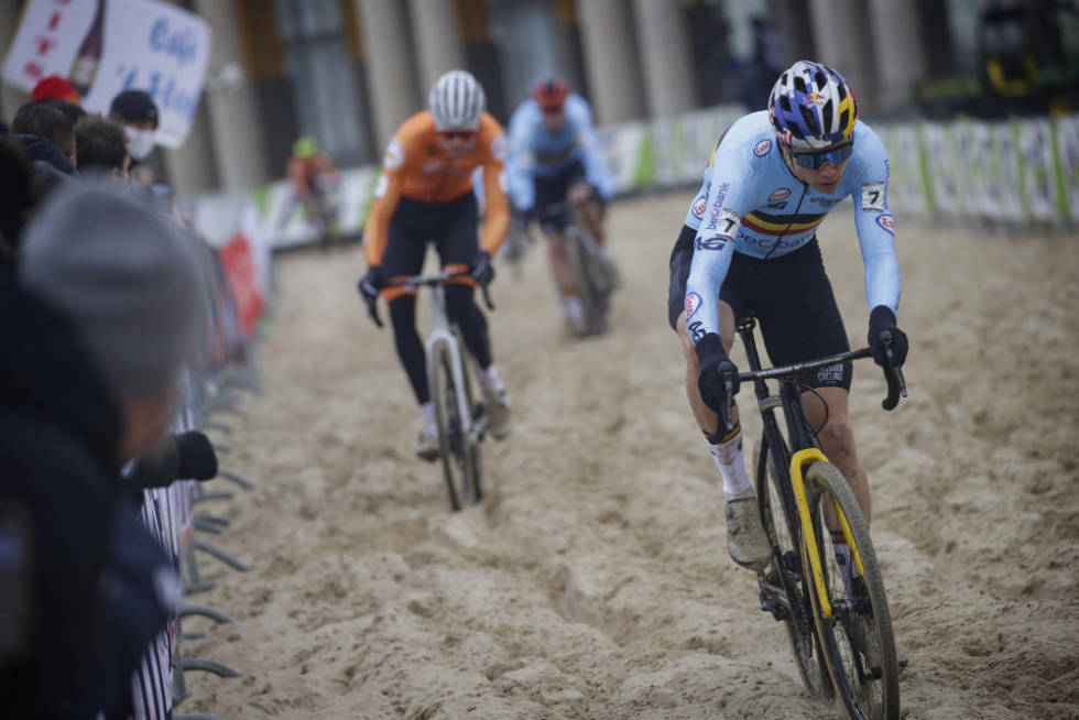 mathieu van der poel-wout van aert-vm i sykkelkross-cyclocross2