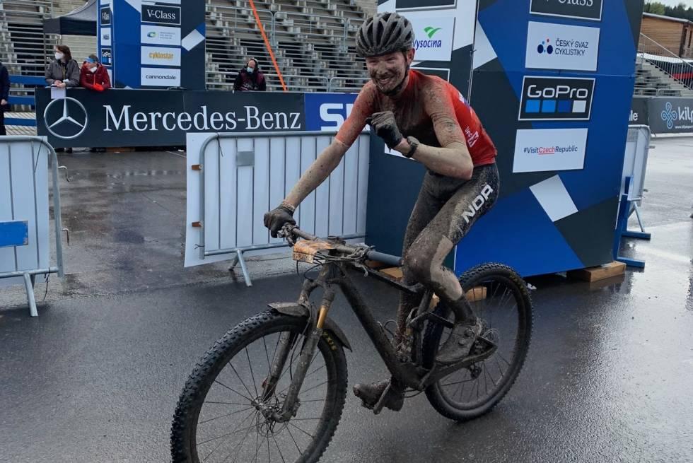 Mats Tubaas Glende verdenscup Nove Mesto 2021