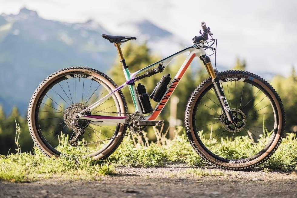 Emily Battys sykkel