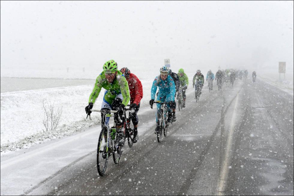 milano sanremo 2013 snø