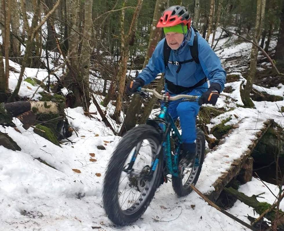 Global Fatbike Day 2019 Jessheim