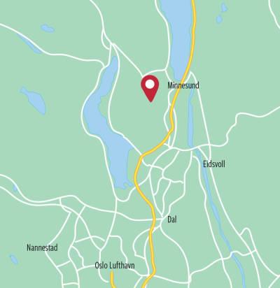 Mistberget-Sykkel-kart