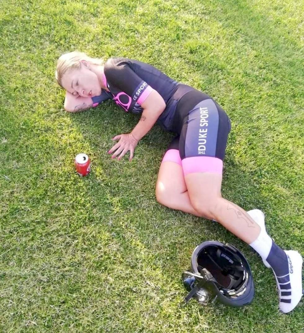 monica storhaug vant VM i ultrasykling 2019
