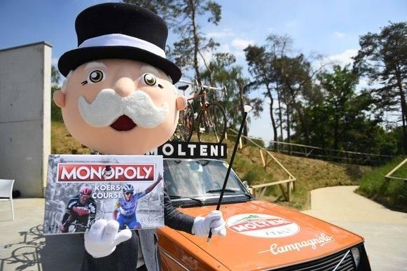 monopol-sykkel-koers