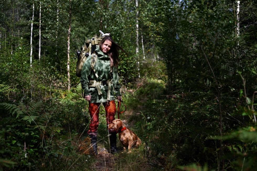 KLAR: – Jeg får ukentlig tilbakemeldinger om at jeg betyr noe, forteller Stine Hagtvedt. Foto: Elin Fjelldal
