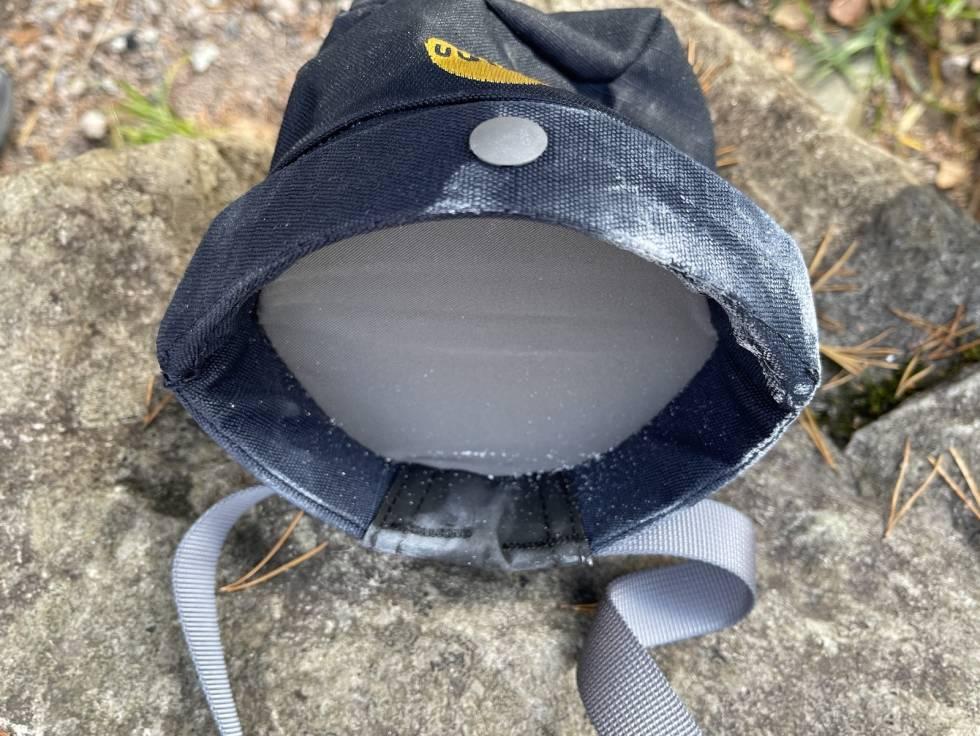 Test av Moon Sport Chalk Bag kalkposer