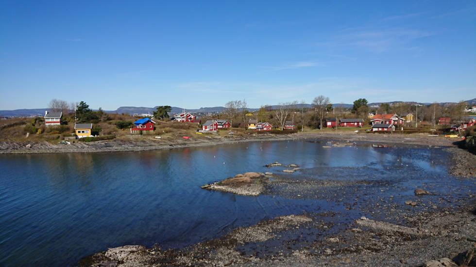 Nakkholmen Nakholmen oslofjorden osløyene ruter utemagasinet