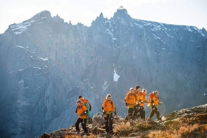 Norsk Folkehjelp i Romsdalen