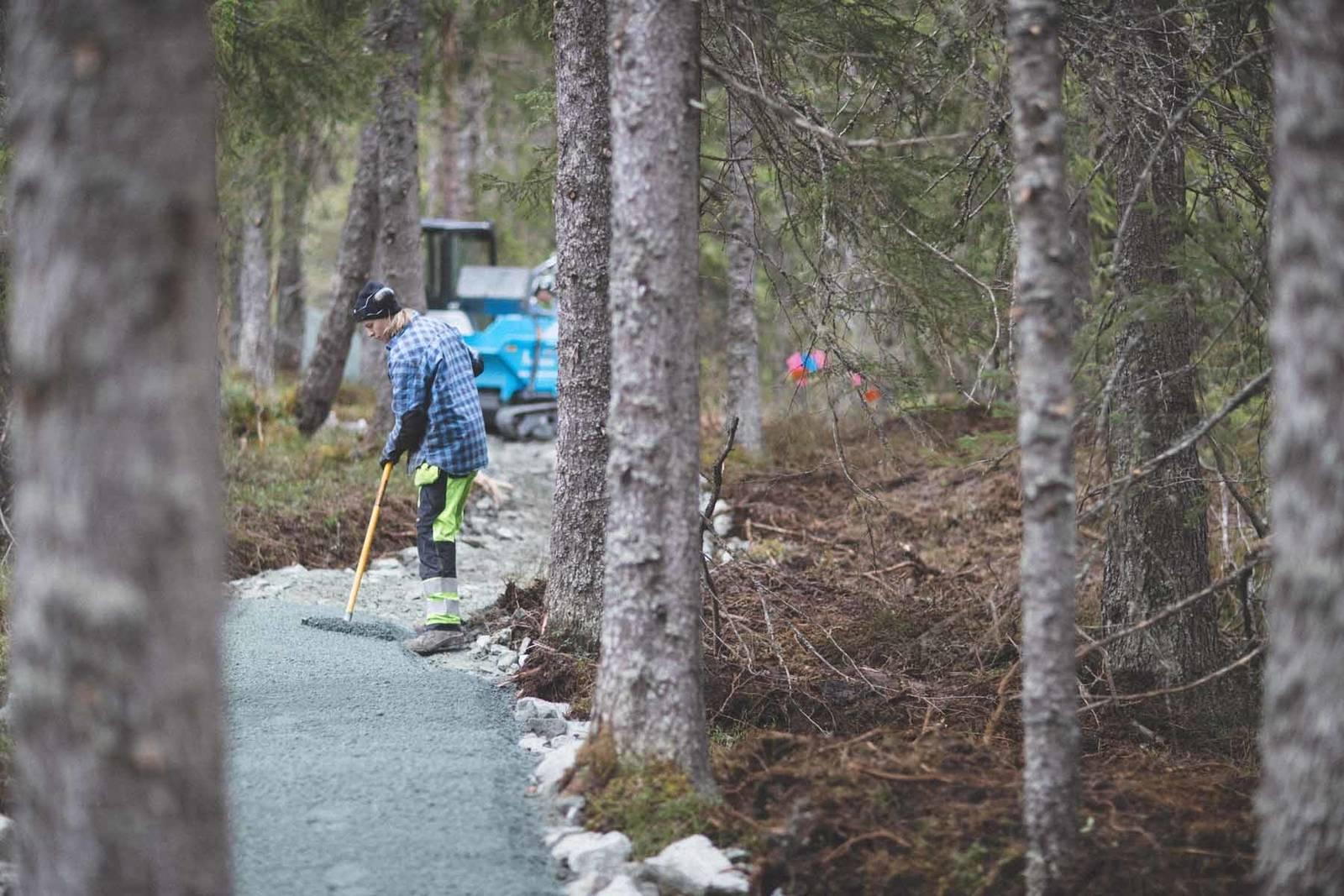 nilsbyen sykkelpark