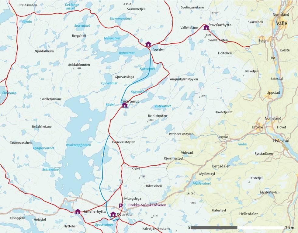 Njardarheim-Kart