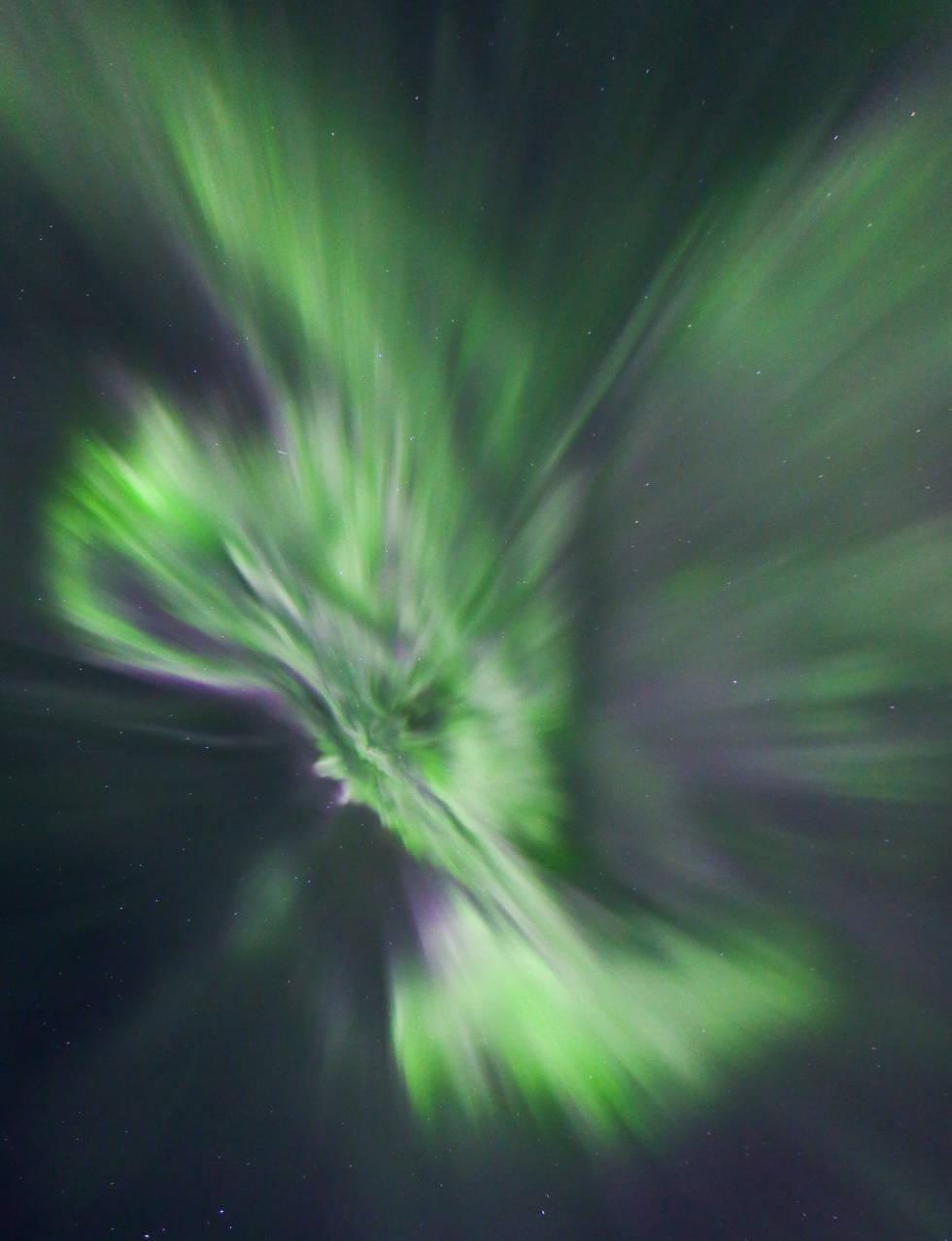 nordlys aurora boralis