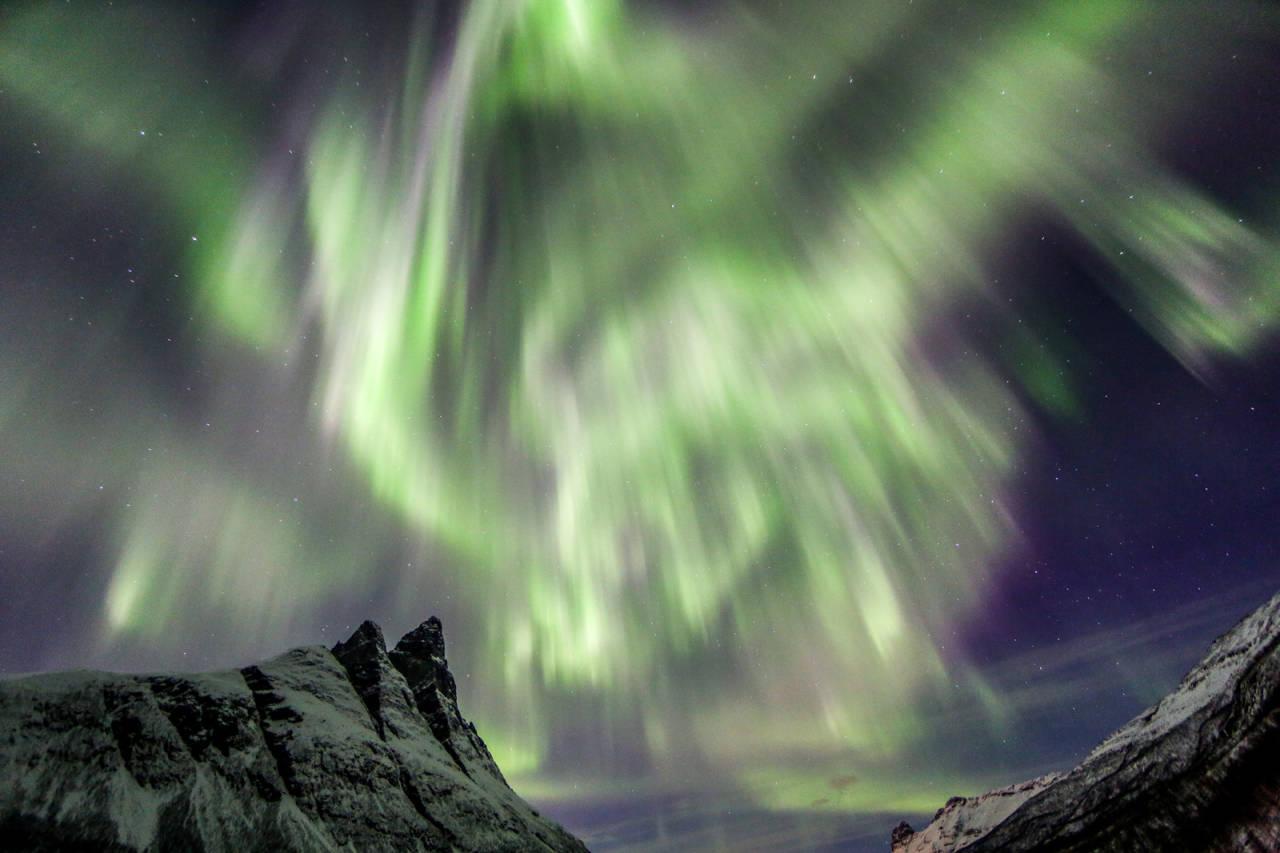 nordlysfarger aurora borealis