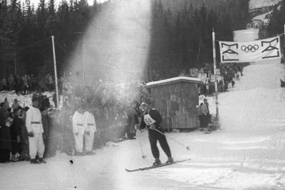 Norefjell i 1952 Oslo OL