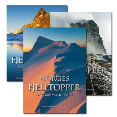 norges fjelltopper, morten helgesen