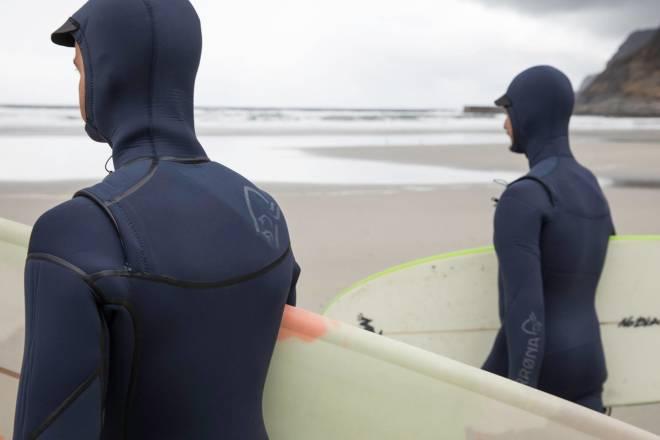 Norrøna unstad våtdrakt wetsuit