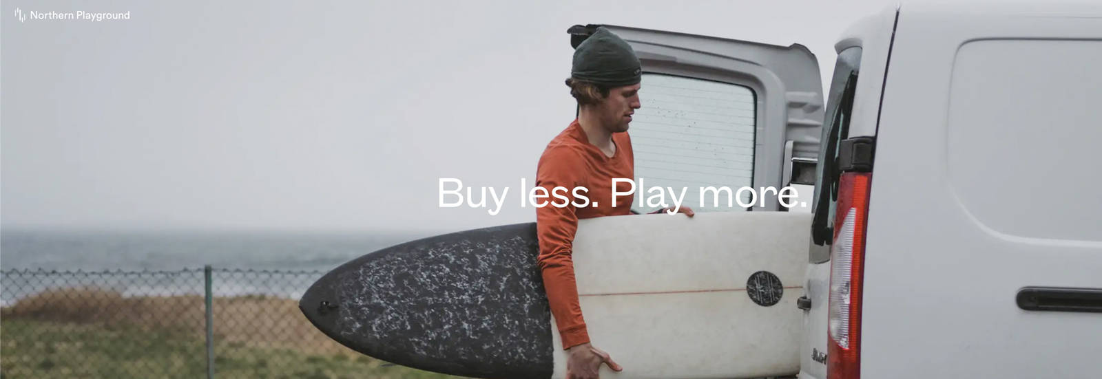 Norske Northern Playground har lagt seg på samme linje som Patagonia, samtidig som de har laget en form for livstidsgaranti på produktene sine.