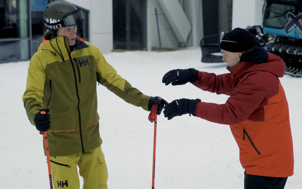 Slow Drill alpint
