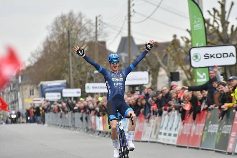 Ole Forfang vant Tour de normandie 2019