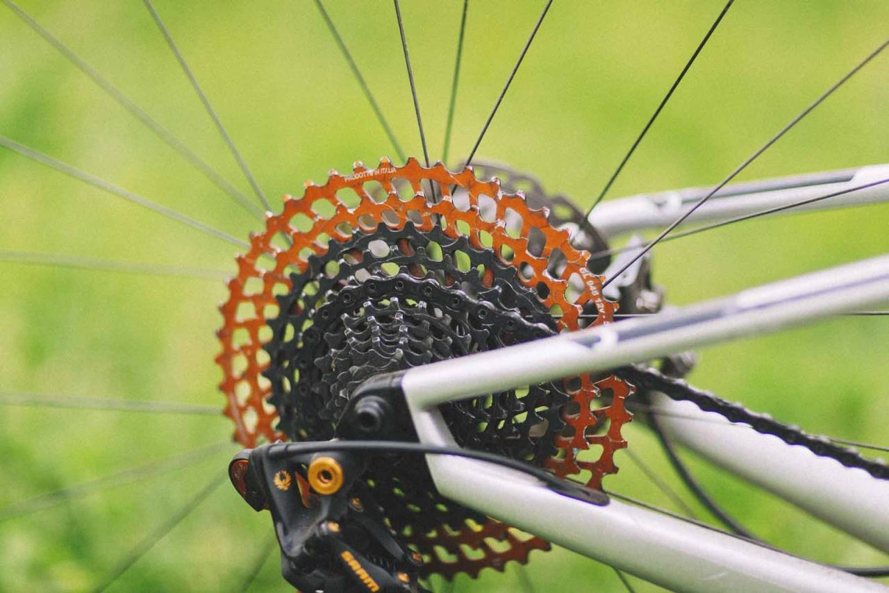 leonardi kassett sykkel