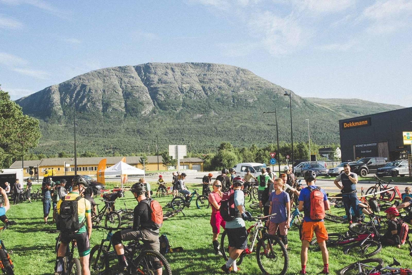 oppdal sykkelfestival