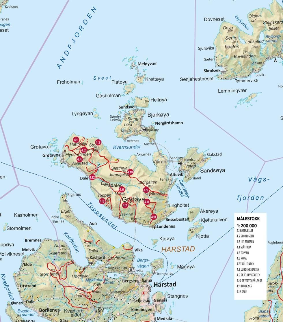 Oversiktskart-Grytøya-Harstad