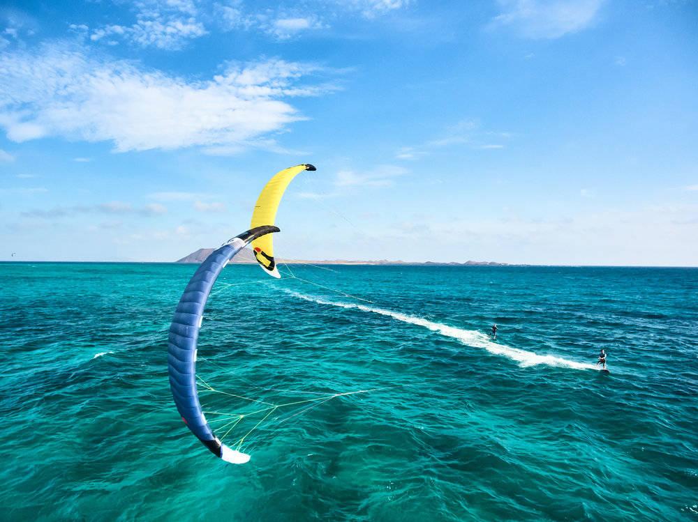 Foil-kite