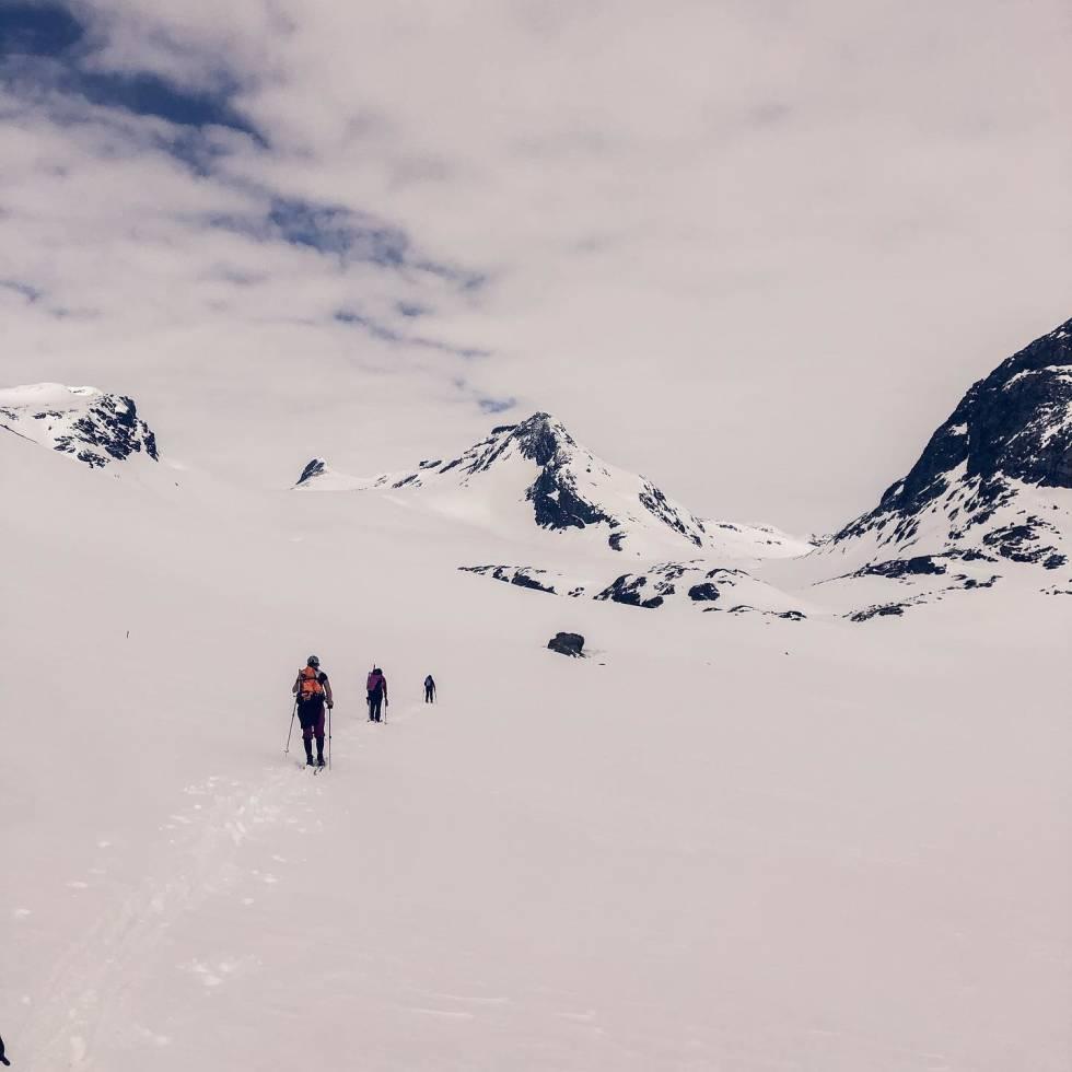 Mjølkedalsbreen
