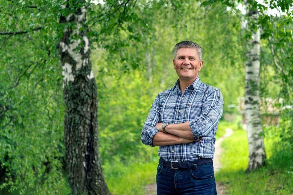 pål Olimb administrerende direktør i alfa