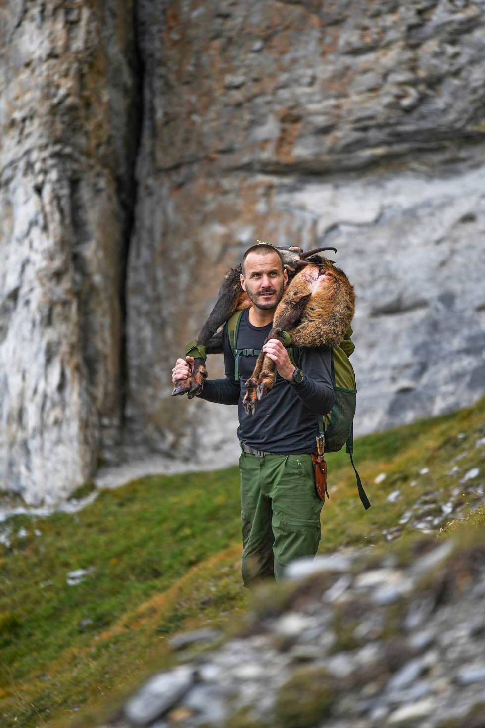 Paraglider-jakt-Alpejakt-11