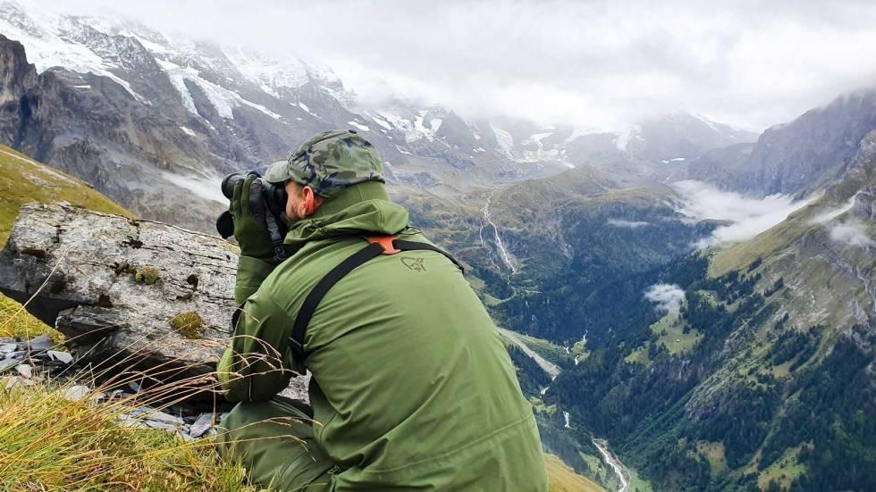 Paraglider-jakt-Alpejakt-3